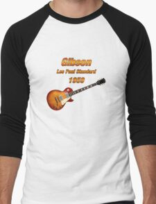 Vintage Les Paul 1959 Men's Baseball ¾ T-Shirt