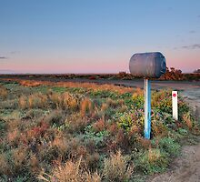 The Mailbox by Mark Cooper