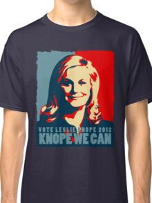 Knope We Can 2012 Classic T-Shirt