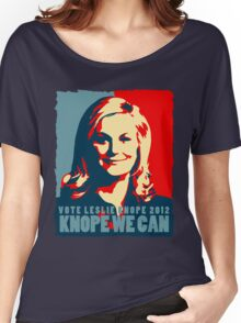 Knope We Can 2012 Women's Relaxed Fit T-Shirt