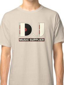 DJ Music Supplier Classic T-Shirt