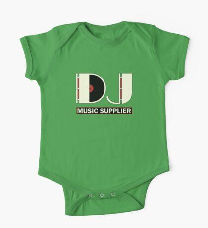 DJ Music Supplier One Piece - Short Sleeve
