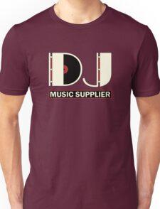 DJ Music Supplier Unisex T-Shirt