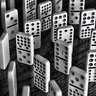 Dominoes by Marcelene McCowan