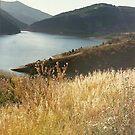 high county lake by steveschwarz