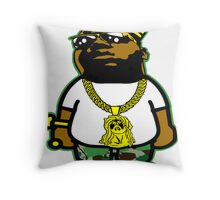 THE NOTORIOUS B.I.G. - THE KING OF NEW YORK Throw Pillow