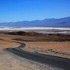 Death Valley National Park by Michael L. Colwell