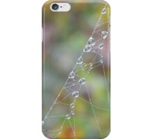 Silky Strands with Dew iPhone Case/Skin
