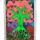 Percentum Fruit Tree by PercentumDesign