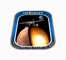 InSight Mission Operations Logo Unisex T-Shirt