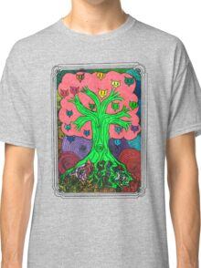Percentum Fruit Tree Classic T-Shirt