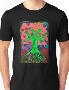 Percentum Fruit Tree Unisex T-Shirt