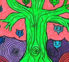 Percentum Fruit Tree Sticker