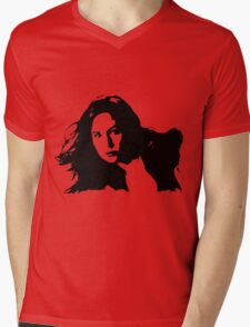 The Girl Who Waited Mens V-Neck T-Shirt
