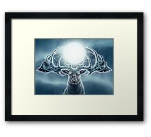 Cradle of Starlight Framed Print