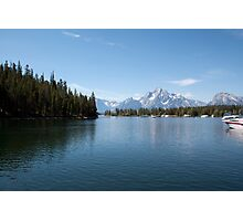 Grand Teton National Park Photography Photographic Print