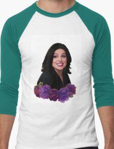 Regina is cute af Men's Baseball ¾ T-Shirt