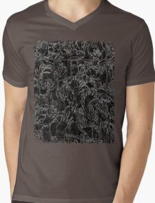 the Hands Mens V-Neck T-Shirt