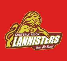 Casterly Rock Lannisters Kids Clothes