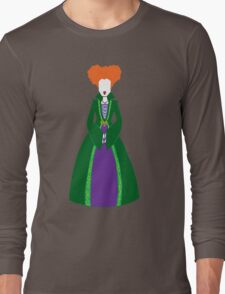 Hocus Pocus - Winnie Sanderson Long Sleeve T-Shirt
