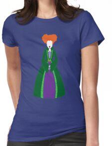 Hocus Pocus - Winnie Sanderson Womens Fitted T-Shirt