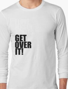 I love Jensen Ackles. Get over it! T-Shirt