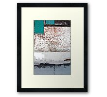 building, denver Framed Print