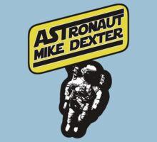 Astronaut Mike Dexter by gerrorism