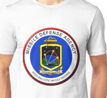 Missile Defense Agency Aegis Logo Unisex T-Shirt