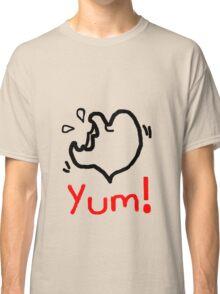 Yum Heart! (The Binding of Isaac) Classic T-Shirt