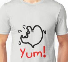 Yum Heart! (The Binding of Isaac) Unisex T-Shirt