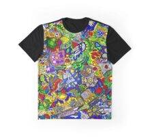 Scrawlour Graphic T-Shirt