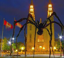 """Maman"" meets ""The Church""  by Max Buchheit"