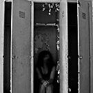 Turning It Around- Self Portrait Abandoned Asylum, NY by MJD Photography  Portraits and Abandoned Ruins