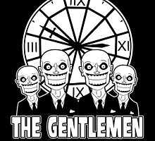 The Gentlemen Logo by BovaArt