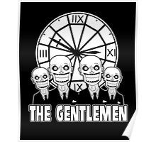 The Gentlemen Logo Poster