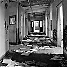 Casualties- Abandoned Asylum, NY by MJD Photography  Portraits and Abandoned Ruins