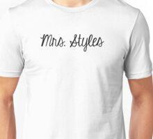 Mrs. Styles Unisex T-Shirt