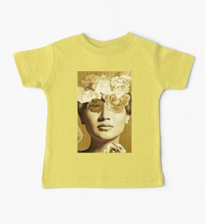 Golden Ipenema Baby Tee