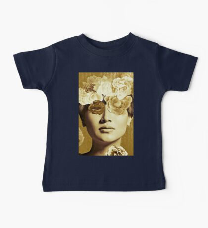Golden Ipenema Baby Tee