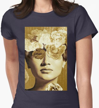 Golden Ipenema Womens Fitted T-Shirt