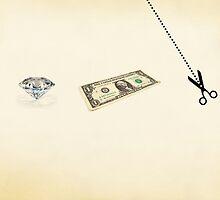 rock paper scissors by Vin  Zzep