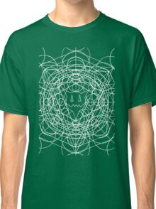 Crop circles (white) Classic T-Shirt
