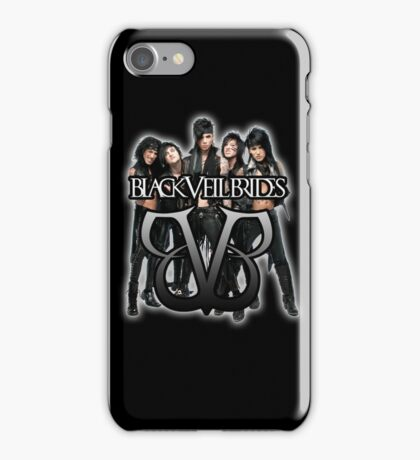 black veil brides BVB iPhone Case/Skin