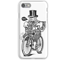 what's funny? iPhone Case/Skin