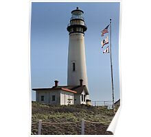 Pigeon Point Poster