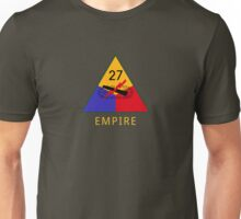 27th Armored Division 'empire' (United States) Unisex T-Shirt