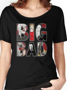 Buffy the Vampire Slayer - BIG BAD Variant Women's Relaxed Fit T-Shirt