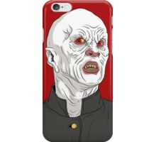 Here Endeth The Lesson iPhone Case/Skin