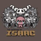 The Binding of Isaac - Harbringers  by QuestionSleepZz